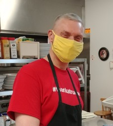 Mask up & Volunteer on!